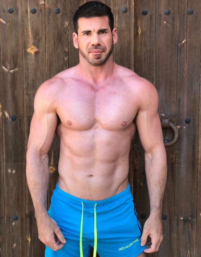 Billy Santoro Gay Porn Star Shirtless Interview