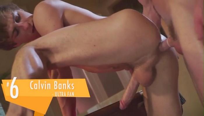Calvin Banks Gay Porn Ultra Fan