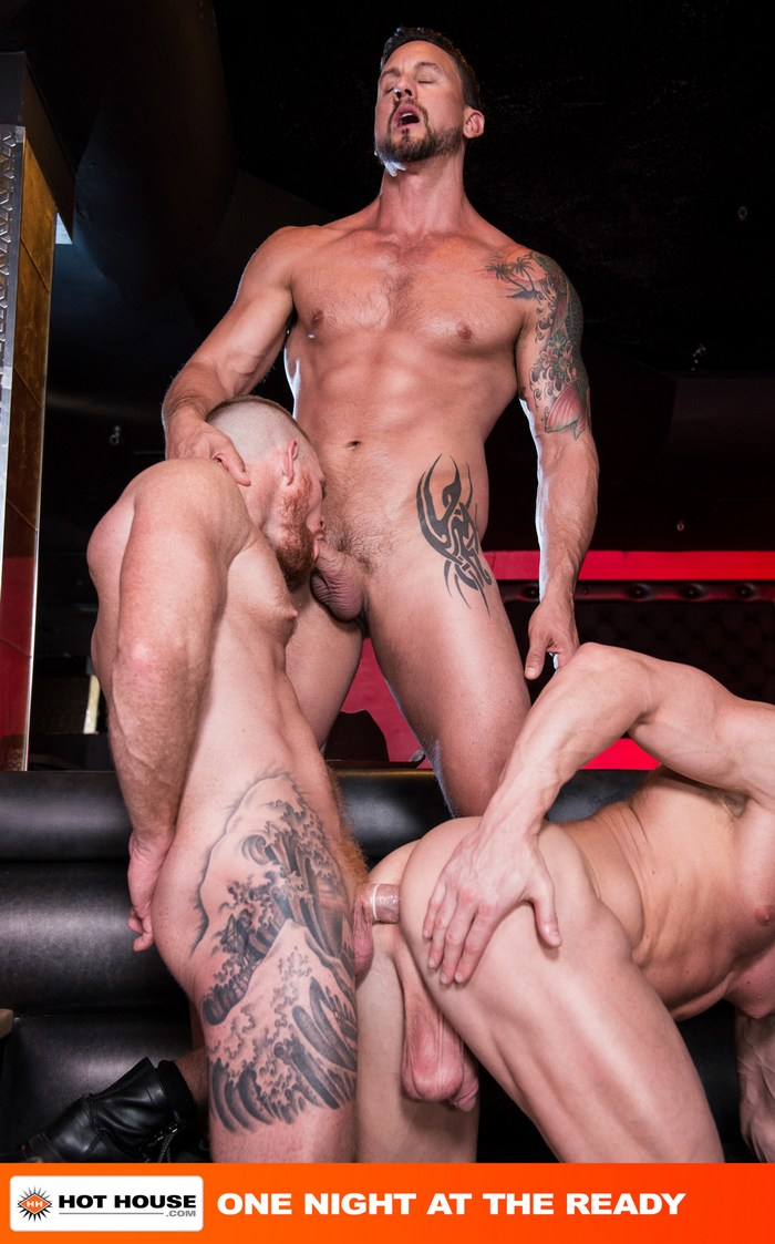 Dakota Rivers Gay Porn JohnnyV Jack Vidra