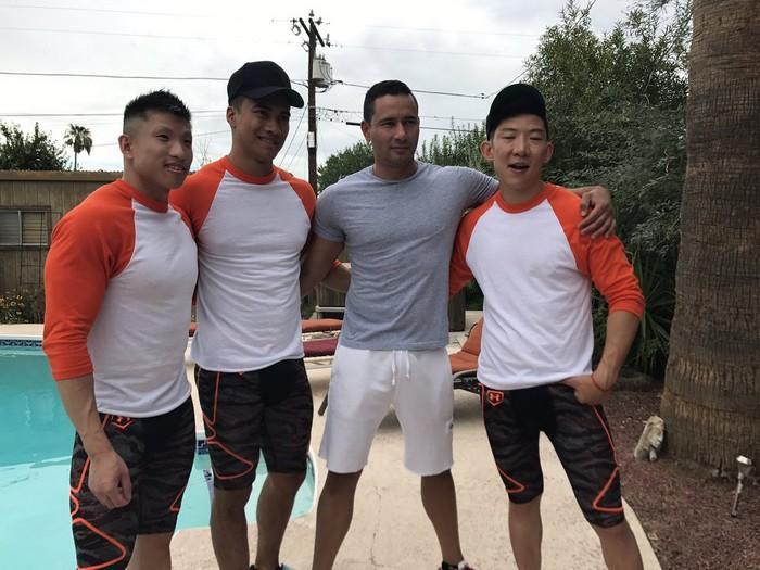 Gay Porn Asian Orgy Ken Ott Jessie Lee Cody Hong Gabriel DAlessandro