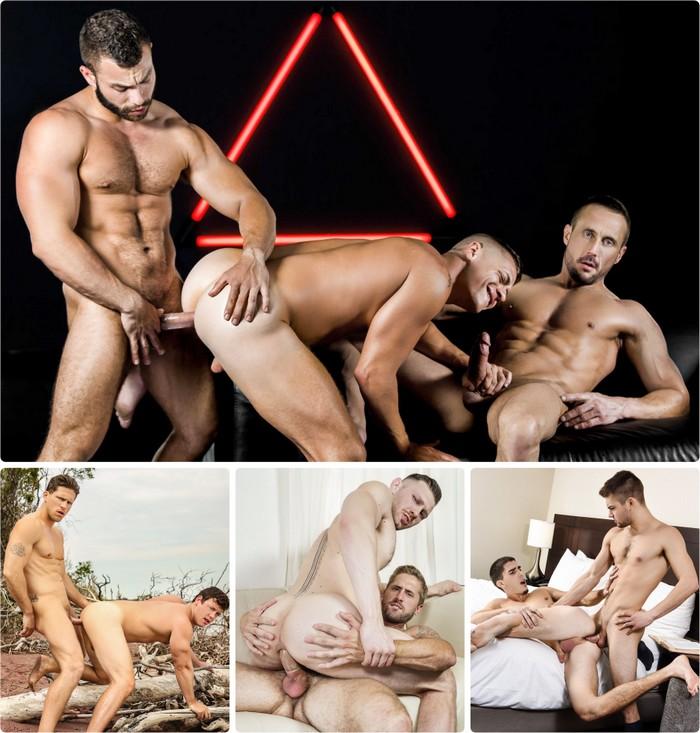 Gay Porn Diego Reyes Wesley Woods Johnny Rapid Myles Landon Damien Kyle Aston Springs