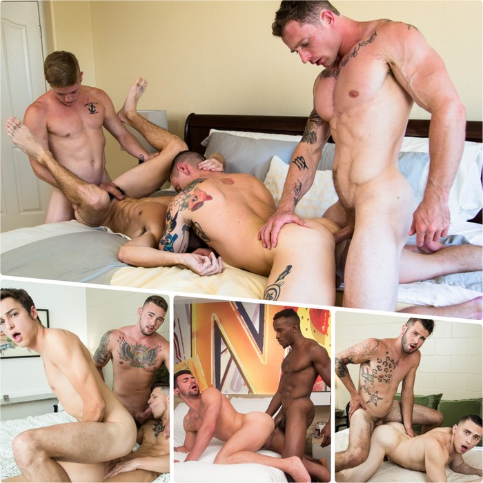 Gay Porn Markie More Lance Ford Chris Blades Damien Kyle Pheonix Fellington Dalton Riley