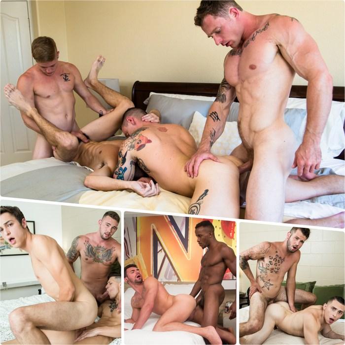 Gay Porn Markie More Lance Ford Chris Blades Damien Kyle Pheonix Fellington Dalton Riley