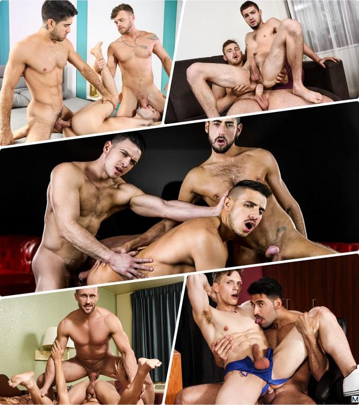 Gay Porn Paddy OBrian Klein Kerr Massimo Piano Johnny Rapid Trevor Long Myles Landon Ethan Chase