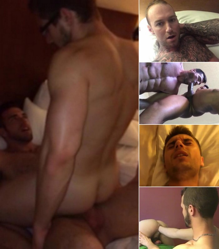 Gay Porn Sex Tape Alex Mecum Griffin Barrows Dylan James Billy Santoro Asher Devin