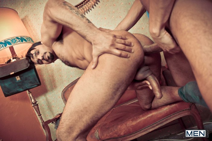 Jean Franko Bottom Gay Porn Lucio Saints