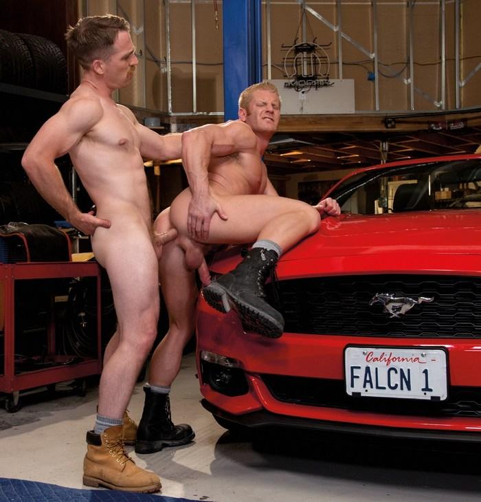 Johnny V Gay Porn Nate Stetson Route 69 Falcon 1 Car