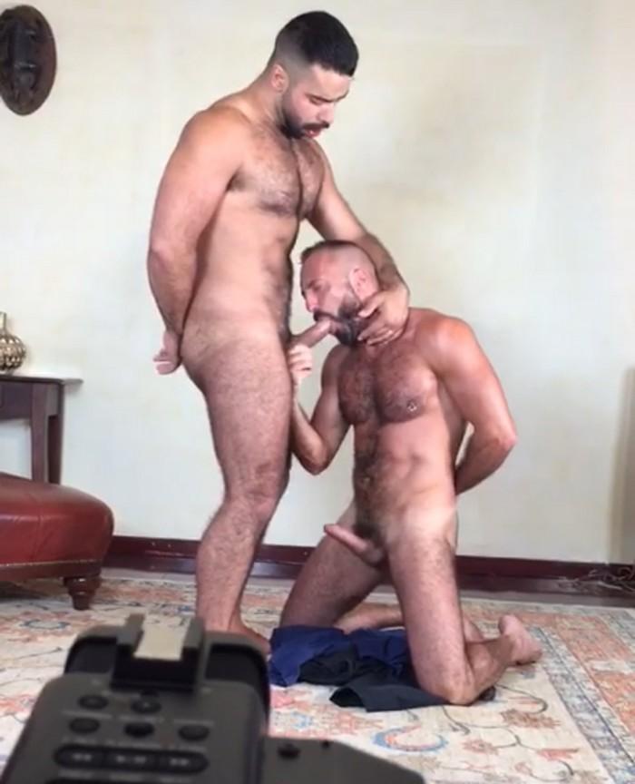 Teddy Torres Xavi Garcia Gay Porn Behind The Scenes KristenBjorn