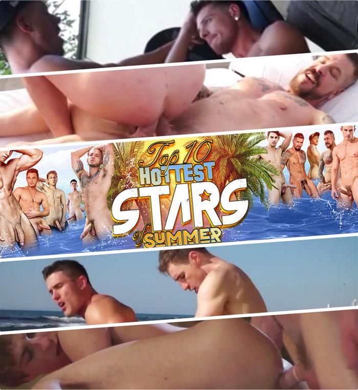 Top 10 Gay Porn Stars Summer Nakedsword
