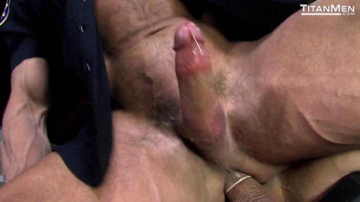 Bruce Beckham Gay Porn Bad Cop 2 TitanMen Big Dick