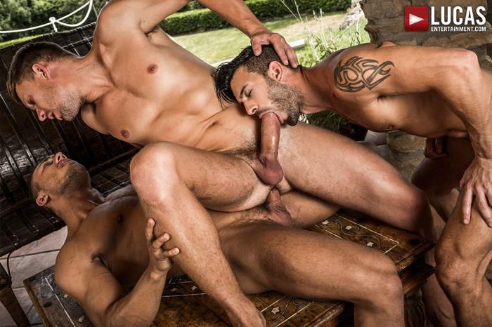 Brock Magnus Andrey Vic Andy Star Gay Porn