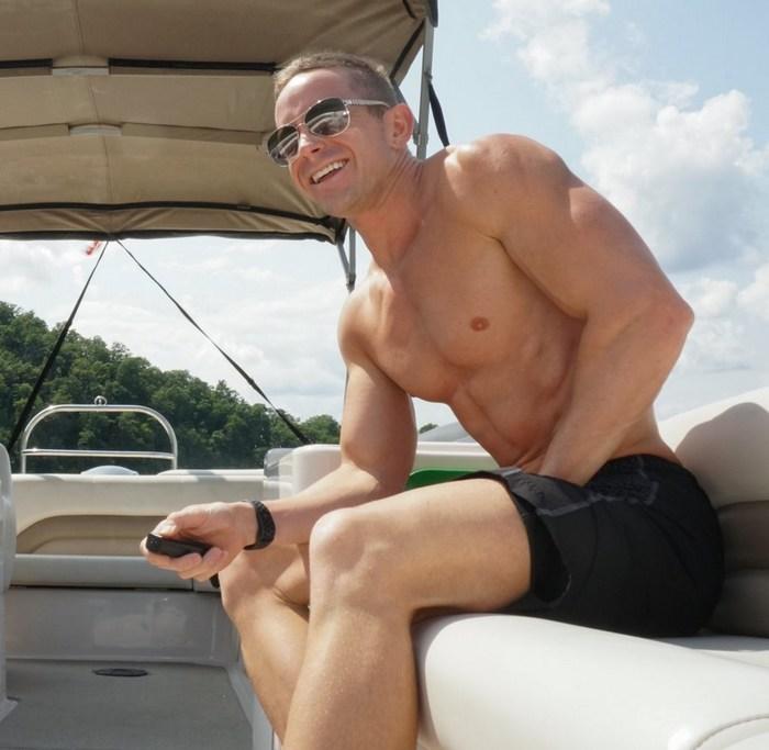 Cameron Dalile Gay Porn Star Naked