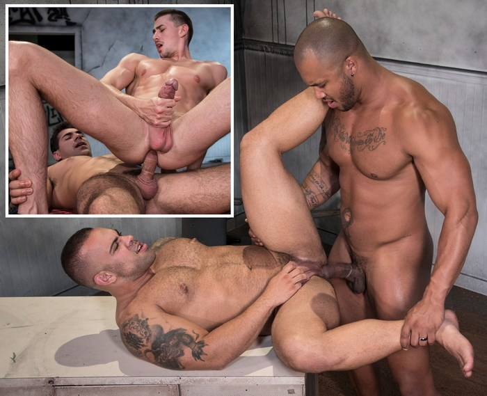 Gay Porn Jason Vario Lorenzo Flexx Damien Stone Jack Hunter