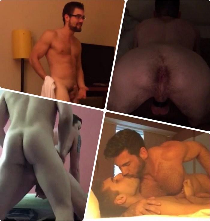 Gay Porn Sex Tape Griffin Barrows Billy Santoro Asher Devin Aaron Burke
