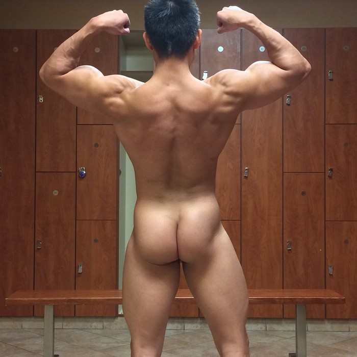 Gay asian muscle porn boobs and