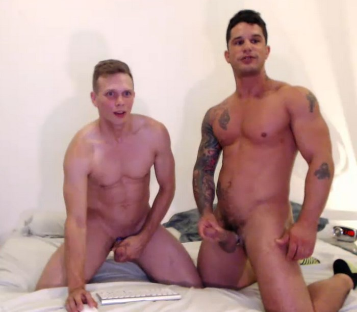 Pierre Fitch Ethan Chase Chaturbate Gay Porn Star Live Sex Show