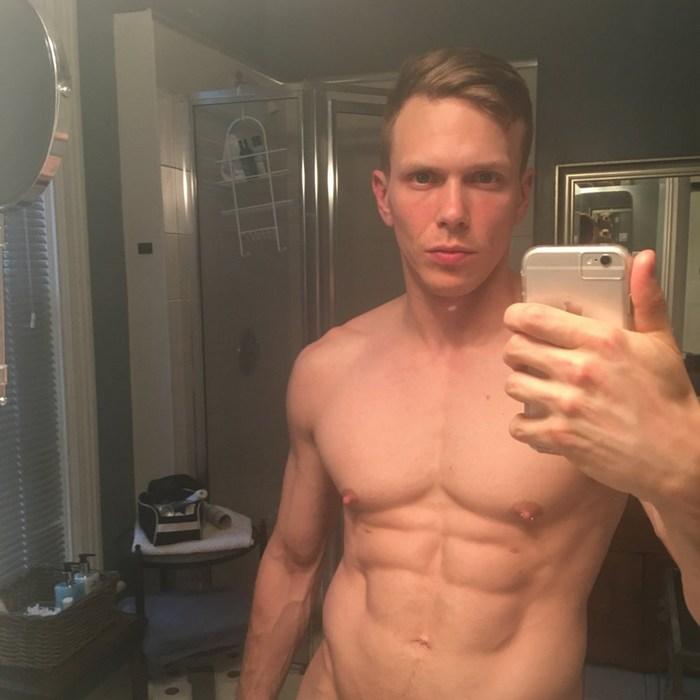 Pierre Fitch Ethan Chase Gay Porn Star Boyfriend