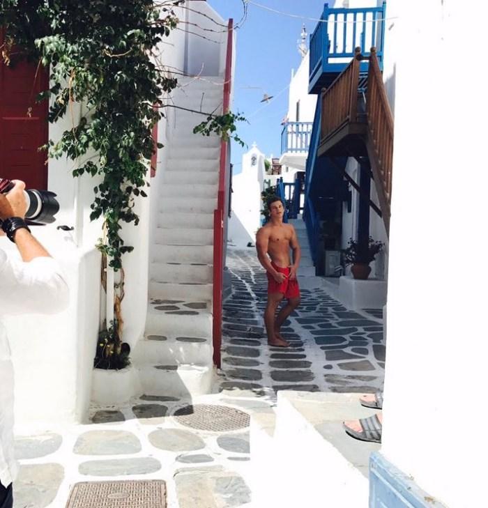 Yannis Paluan BelAmi Gay Porn Star Flirt4Free Male Webcam Model
