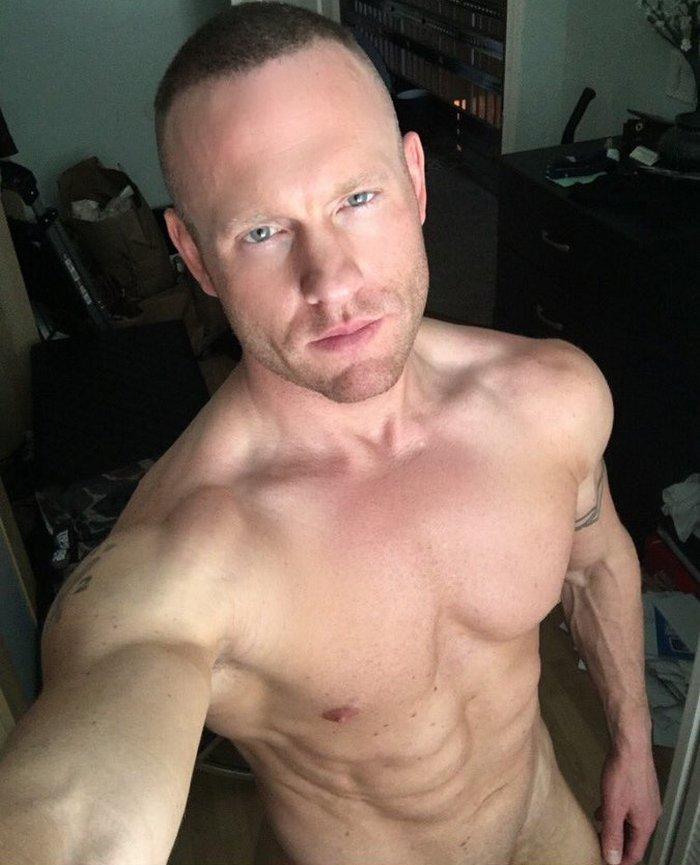 Aaron Savvy Ajay Sean Cody Gay Porn Star Naked Selfie
