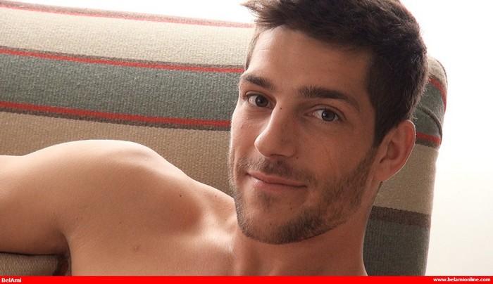 Ariel Vanean BelAmi Gay Porn Naked Interview