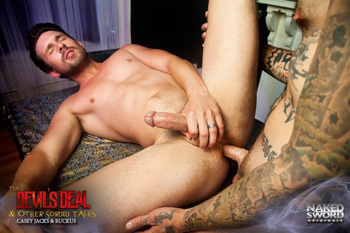 Casey Jacks Gay Porn Ruckus Devils Deal Nakedsword