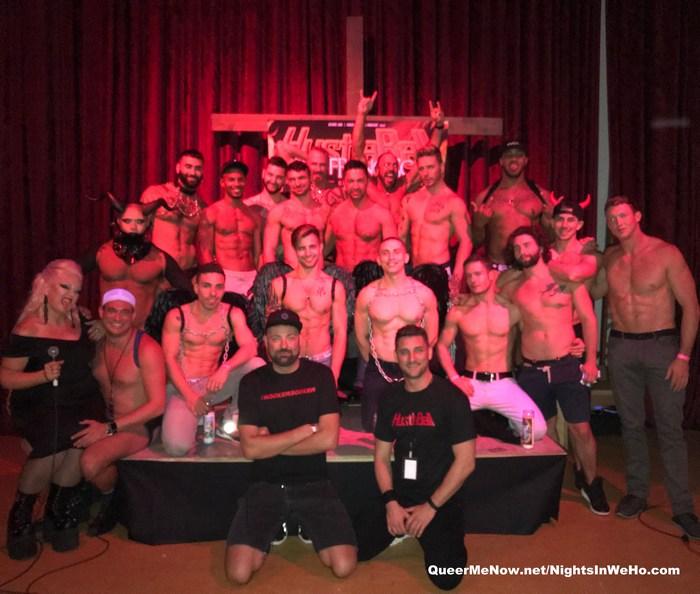 Gay Porn Stars HustlaBall San Francisco 2017