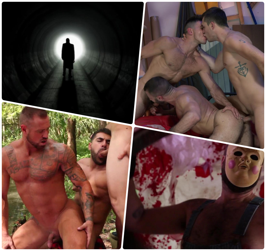 Colton haynes and billy eichner had sex on american horror story and twitter loved it