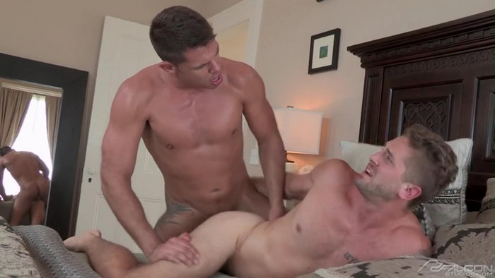 Love Lust in New Orleans Gay Porn
