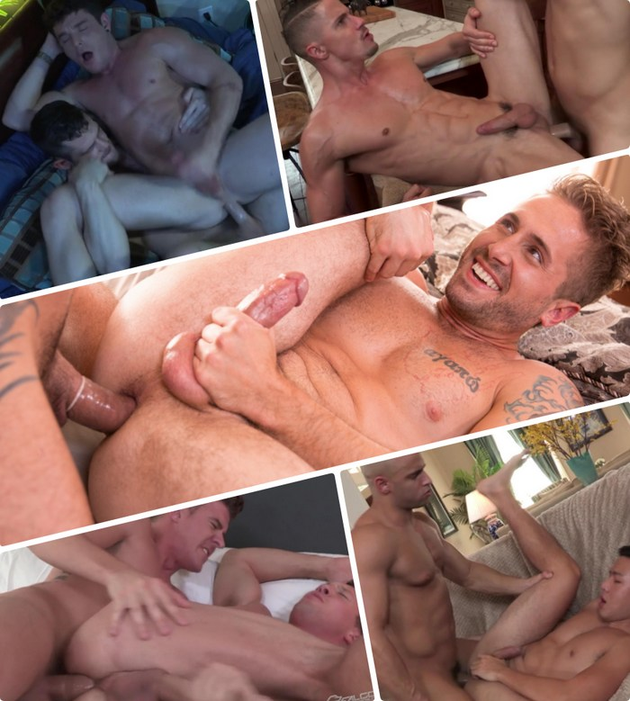 Love Lust in New Orleans Gay Porn Wesley Woods Brent Corrigan JJ Knight Pierce Paris Skyy Knox Sean Zevran