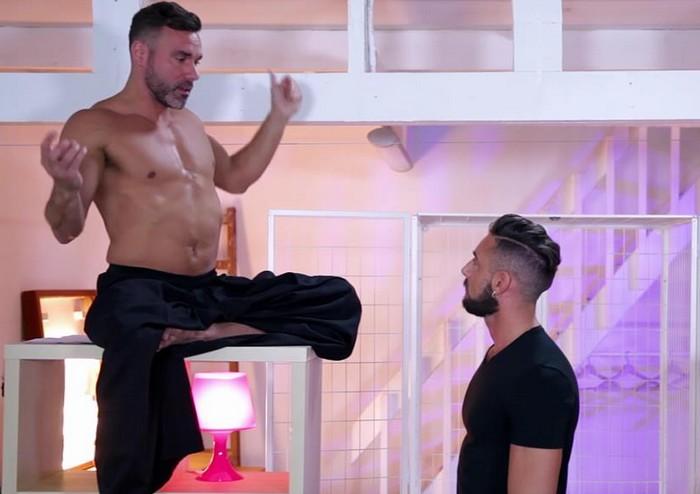 Lucas Fox Gay Porn Massimo Piano