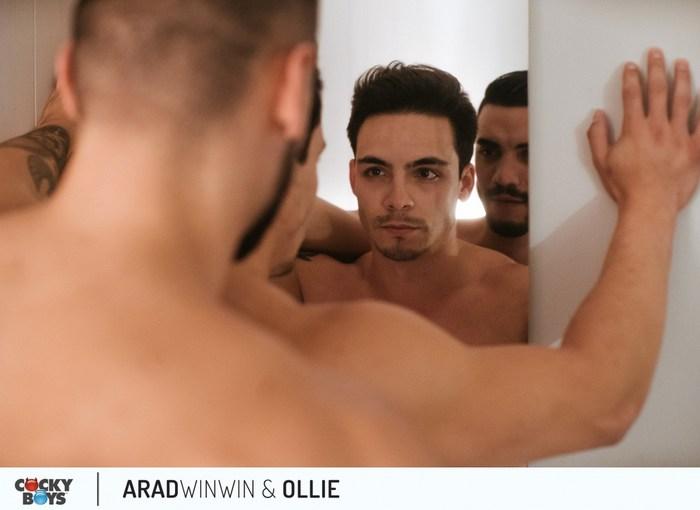 Ollie Gay Porn CockyBoys Arad Winwin