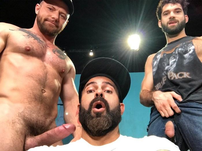 Sergeant Miles Tegan Zayne Gay Porn Behind The Scenes