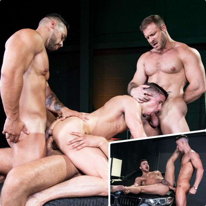 Skyy Knox Gay Porn Austin Wolf Arad Winwin Beaux Banks Tyler Roberts
