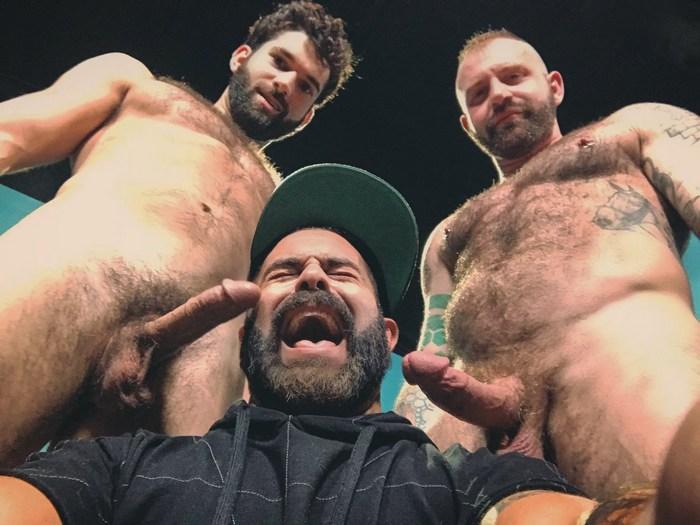 Tegan Zayne Aleks Buldocek Gay Porn Behind The Scenes