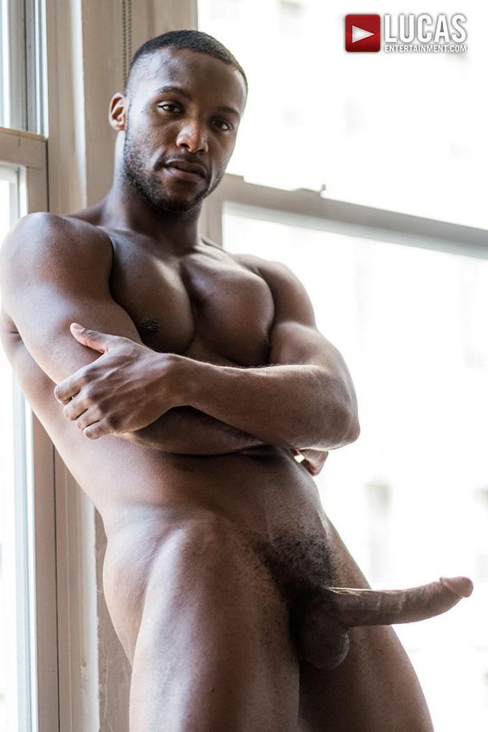 Andre Donovan Gay Porn Star Big Black Cock