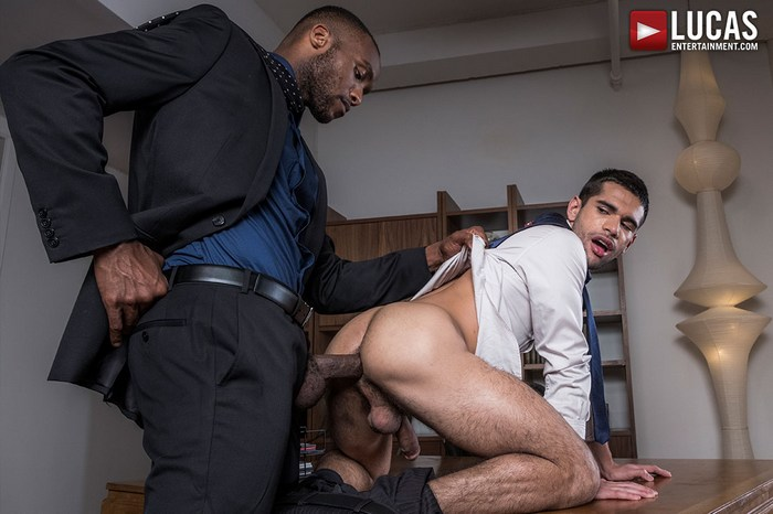 Andre Donovan Gay Porn Ty Mitchell Bareback Sex