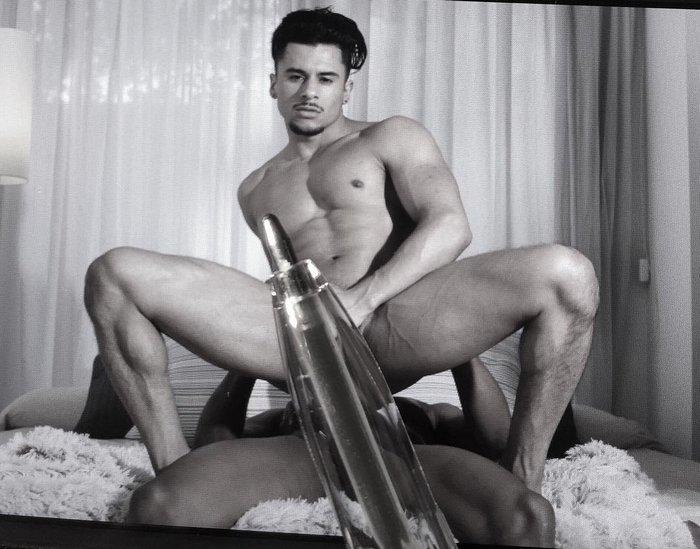 Armond Rizzo Gay Porn Behind The Scenes Bareback Sex