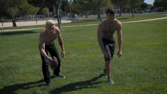 Beau Corbin Fisher Dave Gay Porn Muscle Jock Bareback Sex