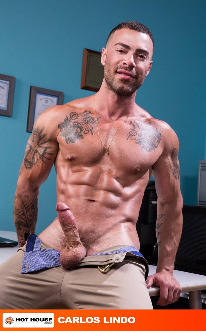 Carlos Lindo Gay Porn Muscle Hunk