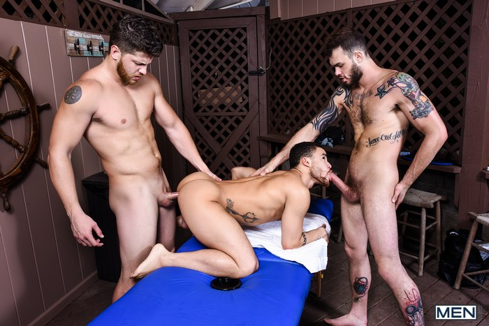 Cliff Jensen Gay Porn Ashton McKay Beaux Banks