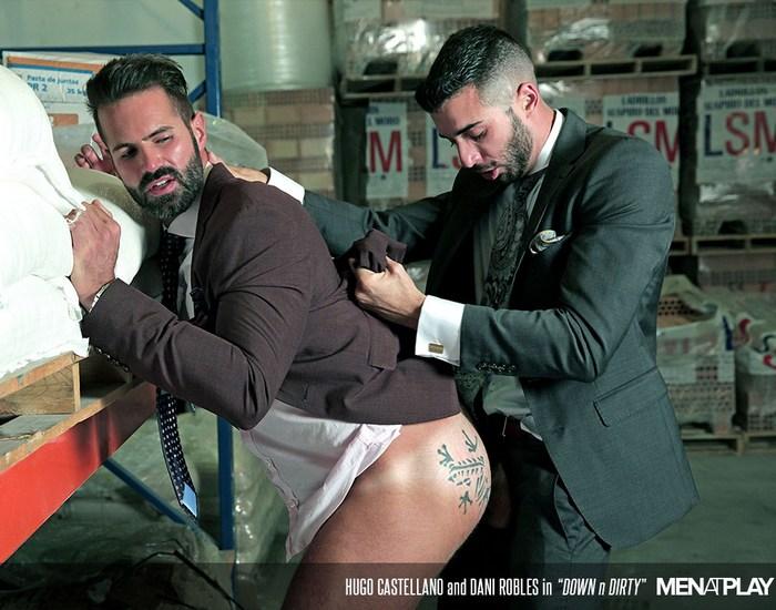 Dani Robles Gay Porn Hugo Castellano Menatplay Suit Sex