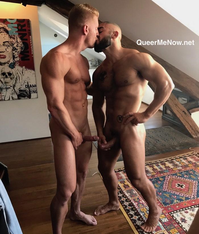 Francois Sagat JohnnyV Gay Porn Behind The Scenes