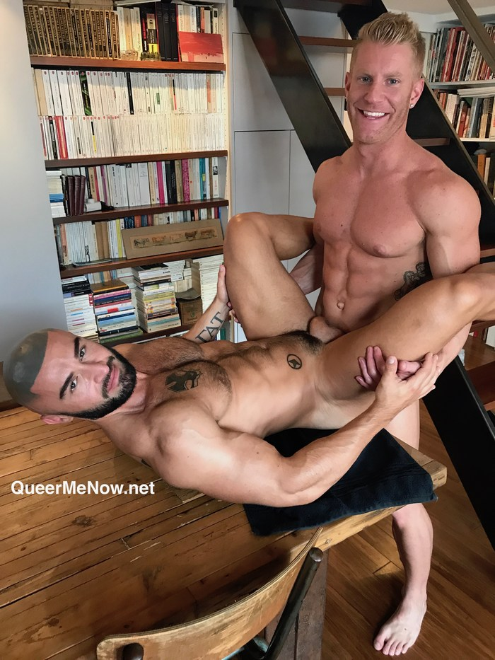 Francois Sagat JohnnyV Gay Porn Behind The Scenes