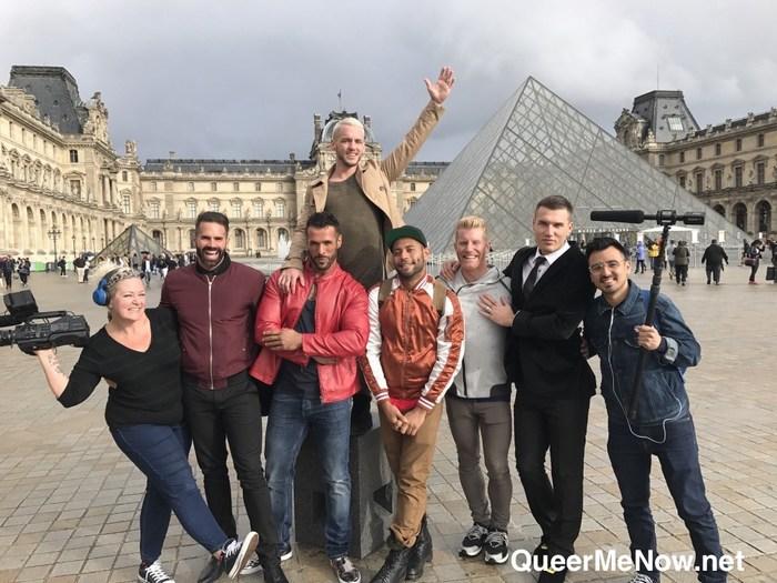 Gay Porn Behind The Scenes Paris Perfect