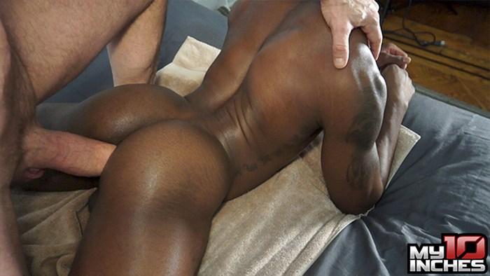Gay Porn Big Cock Bareback Sex Rocco Steele Pheonix Fellington