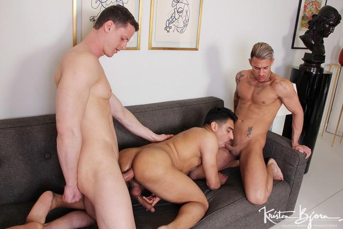 Gay Porn Salvador Mendoza Ivan Gregory Sergyo