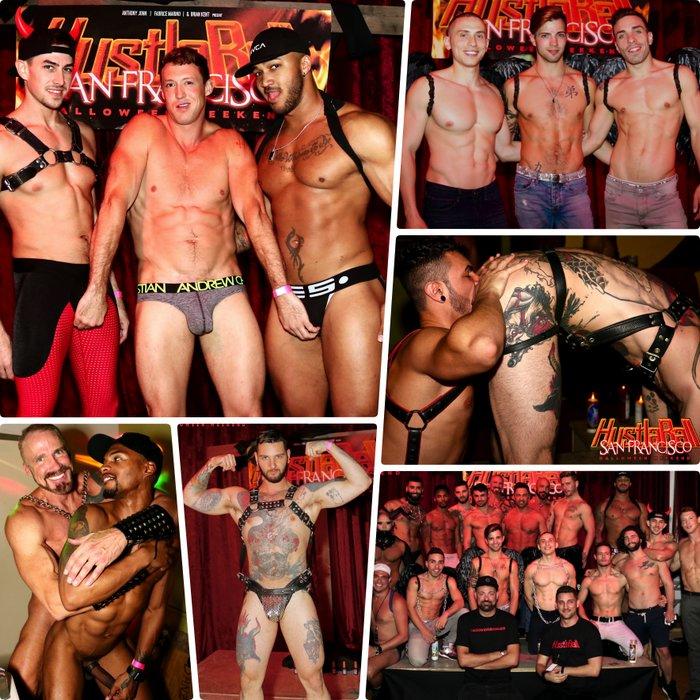 San Francisco Gay Sex Party