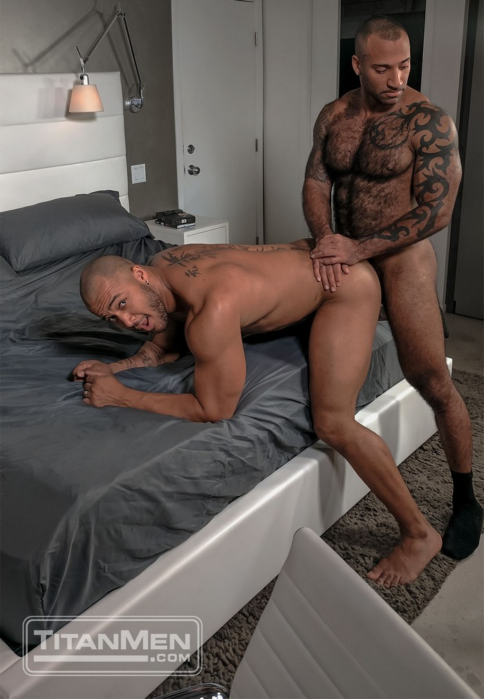 Jason Vario Bottom Daymin Voss Gay Porn Muscle Hunk TitanMen