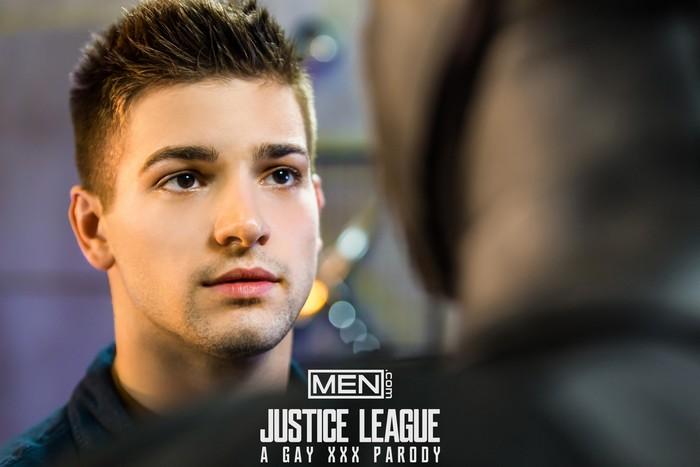 Justice League Gay Porn Parody The Flash Johnny Rapid