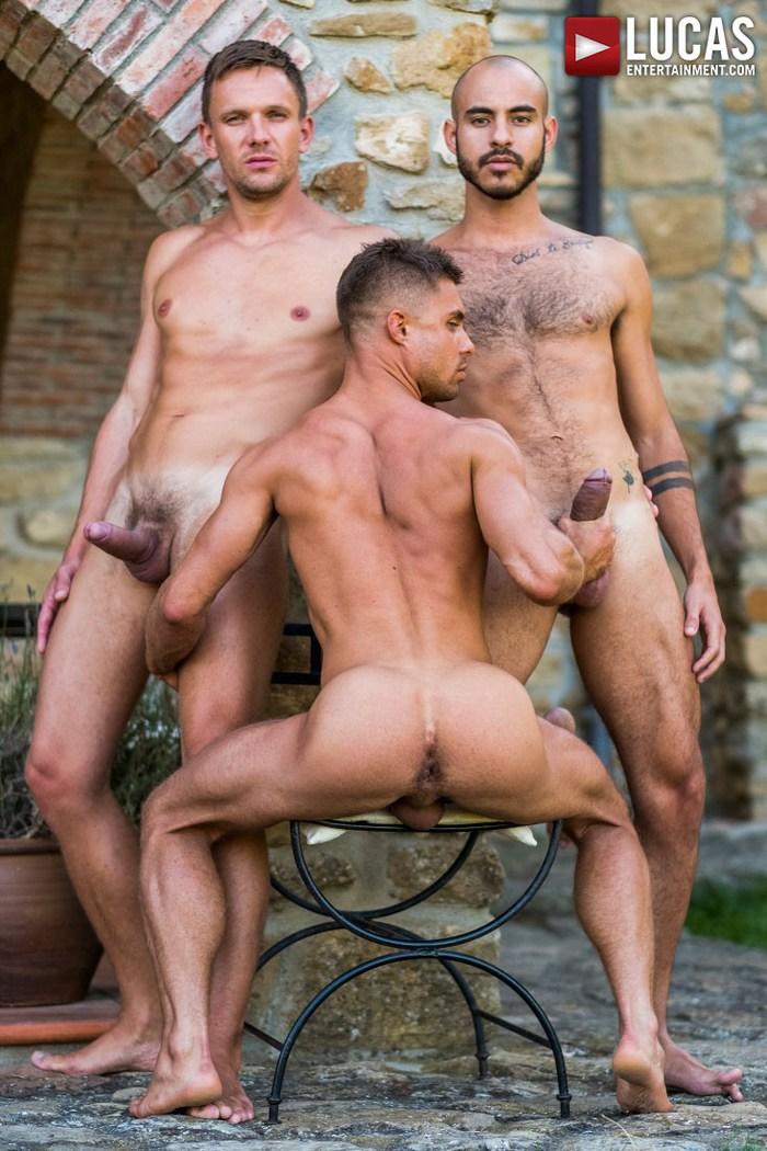 Klim Gromov Gay Porn Bareback Sex Andrey Vic Patrick Dei